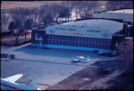 Bi-State Parks Airport
