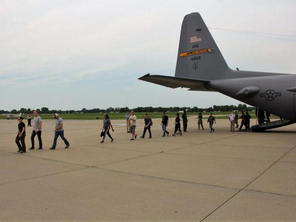 Airport Participates In Exercise