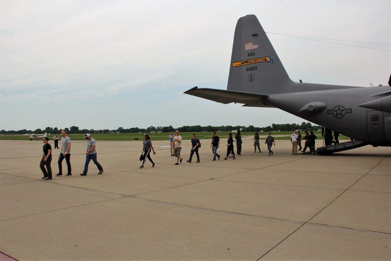 Airport Participates In Exercise