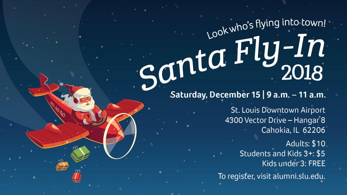 Santa Fly-In Flyer