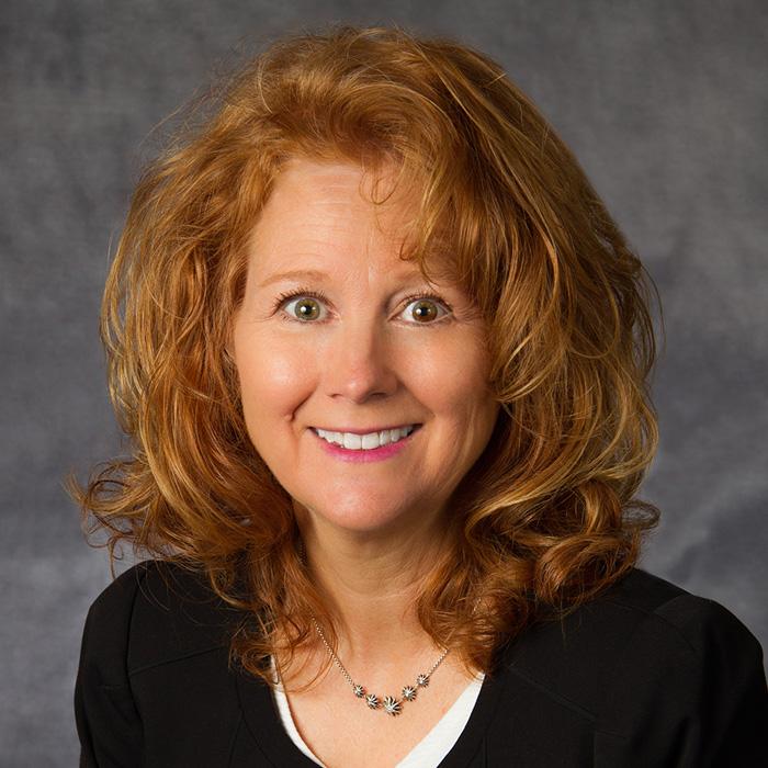Photo of Mary Lamie, BSD Executive Vice President of Multi Modal Enterprises